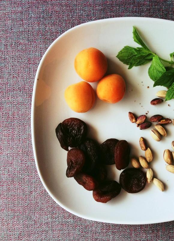 Oatmeal-Muesli-Cookies Low in Fructose // Fruktosearme Haferflocken-Müsli-Kekse // by Fructopia