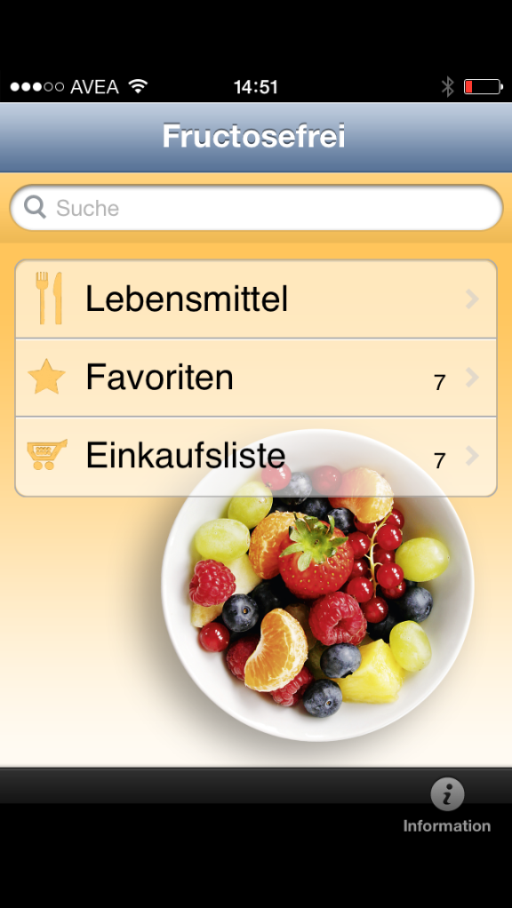 Produkttest: iPhone App